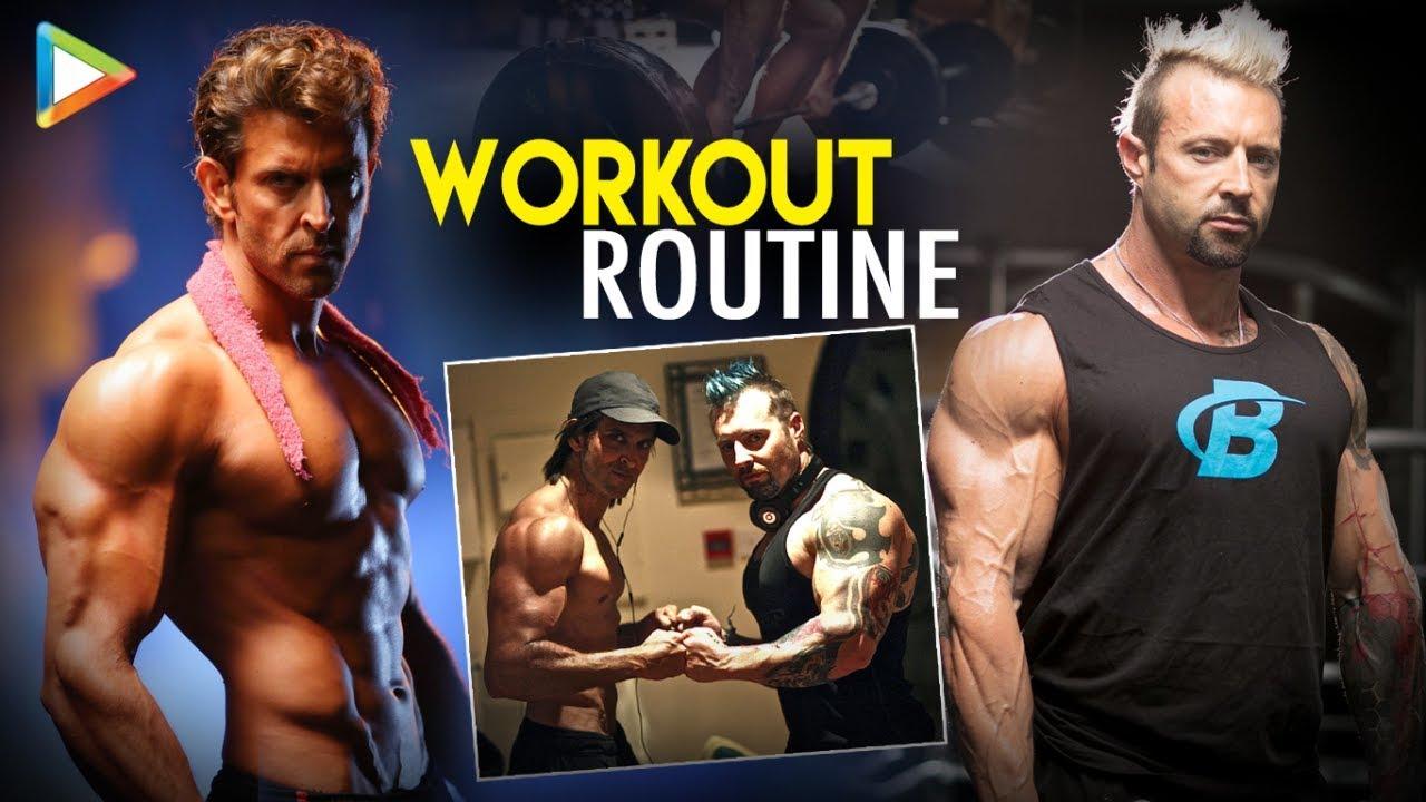 Hrithik Roshan Workout Routine Kris Gethin Sexiest Asian Men