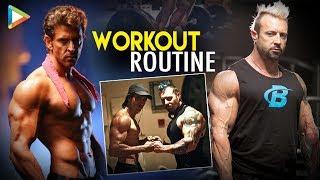 Hrithik Roshan Workout Routine | Kris Gethin | Sexiest Asian Men