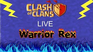 My Clash of Clans Stream and base visit.Clash of clans base reviews