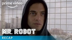 Mr. Robot Season - 1 Recap | Prime Video