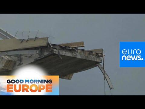 Euronews:Genoa bridge anniversary: expert warns of maintenance issues for other Italian bridges