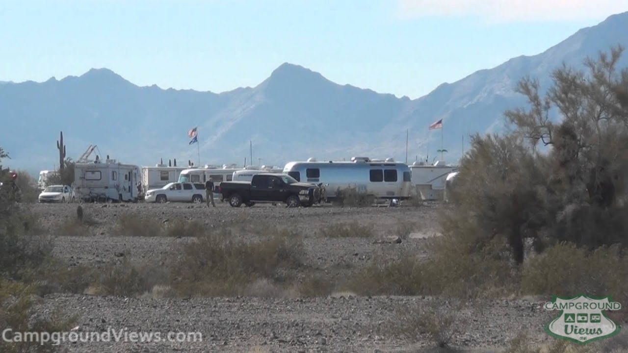 CampgroundViews.com - Road Runner 14-Day Camping Area BLM ...