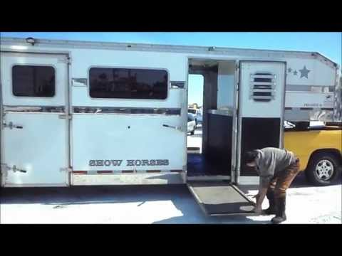 2006 Pegasus Premier 36 Fifth Wheel Show Horse Trailer - For Sale by CarCo Truck Sales