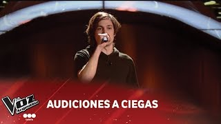 "Baixar Juan Teisaire -""I want to break free""- Queen - Audiciones a Ciegas - La Voz Argentina 2018"