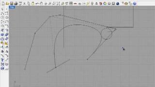 Rhino 4. Урок 2 (часть 3). Объектные привязки.