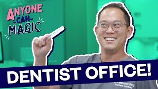 Dentist Learns How To Do Magic - Anyone Can Magic