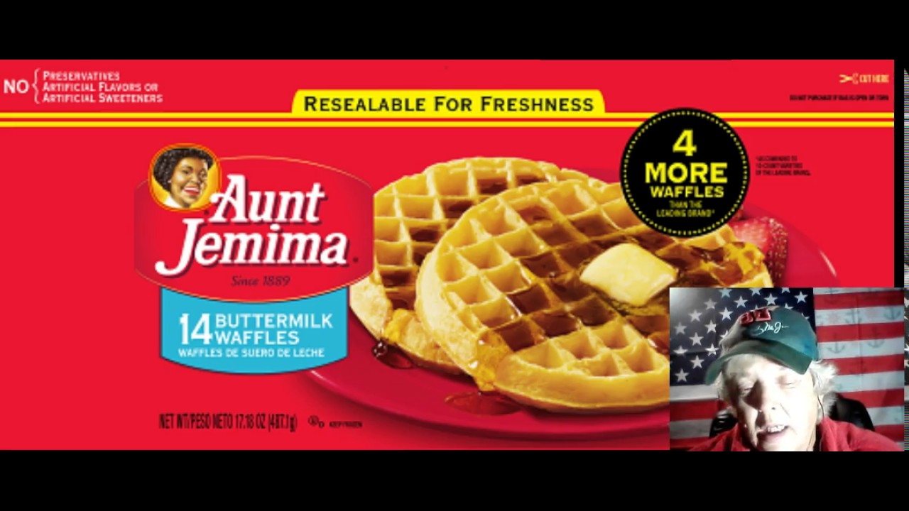 Aunt Jemima frozen pancakes, waffles and French toast recalled