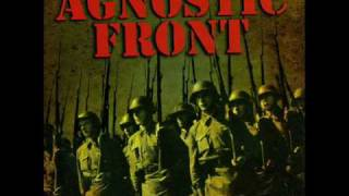 Agnostic Front - Casualty of the Times