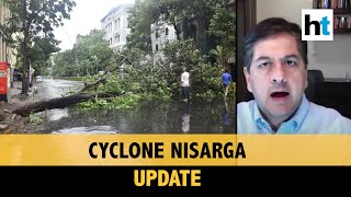 Vikram Chandra on Cyclone Nisarga weakening, how worst is over for Mumbai