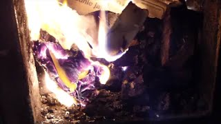 Jak oszczędnie palić węgiel koks drewno w piecu kotle c o centralnego ogrzewania węglowym kaflowym