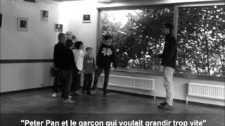Peter Pan, répétition du 26 novembre 2012