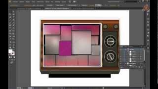 09.- Aprende Adobe Illustrator CS6 practicando.Trabajo con capas