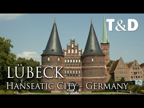 Lübeck - Hanseatic City - Best City in Germany - Travel & Discover