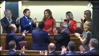 La Mesa del Congreso recibe secretarios de PP, PSOE, Cs y En Comú