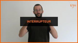 Électronique - Interrupteur