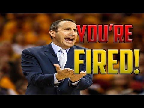 Cleveland Cavaliers Fire David Blatt! | Hire Assistant Tyronn Lue!