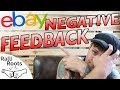 NEGATIVE FEEDBACK on eBay? Here's how to FIX IT!