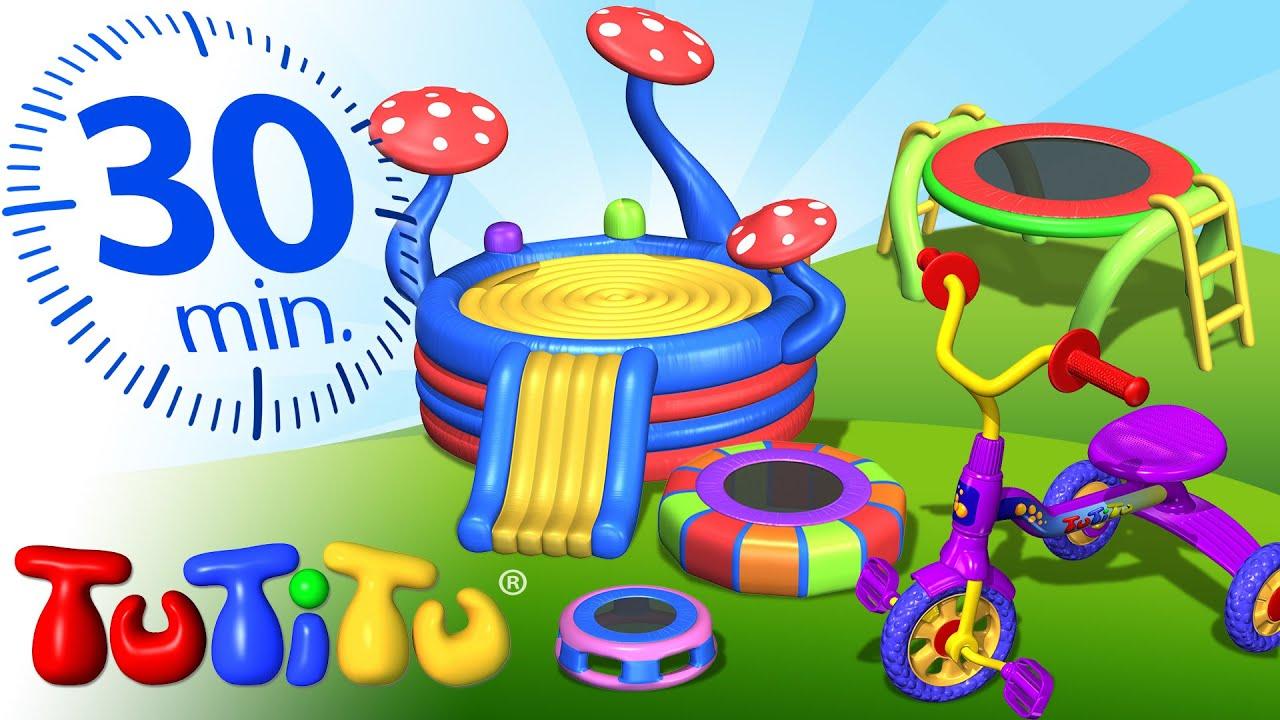 Tutitu Compilation Best Energy Burning Toys For Toddlers