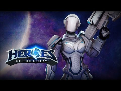♥ Heroes of the Storm (Gameplay) - Nova, Rework Incoming! (HoTs Quick Match)