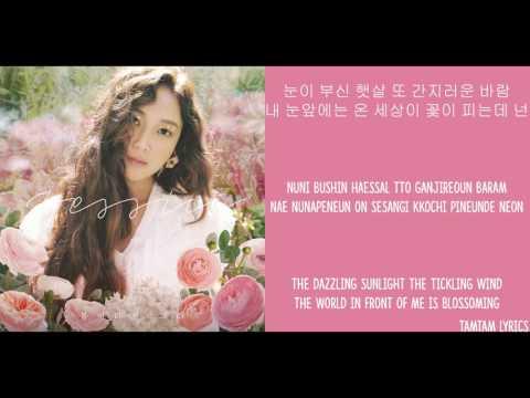 Unduh lagu Because It's Spring - Jessica Lyrics [Han,Rom,Eng] terbaik