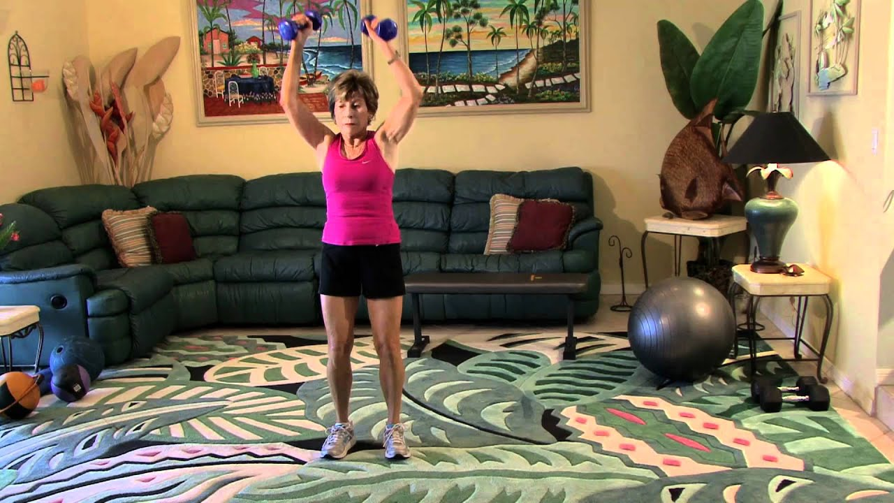 maxresdefault Senior Fitness Tips – Never Too Late for a Workout