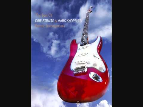 Mark Knopfler &  Dire Straits - Sultans Of Swing  HQ