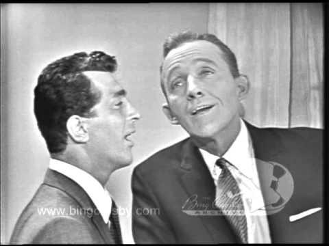 Bing Crosby Show - 1959 w/Dean Martin, James Garner