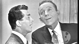 Bing Crosby Show - 1959 w / Dean Martin, James Garner