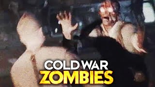 OFFICIAL COLD WAR ZOMBIES GAMEPLAY TRAILER TEASER (Black Ops Cold War Zombies)