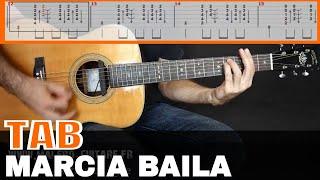 Rita Mitsouko - Marcia Baila Tablature guitare