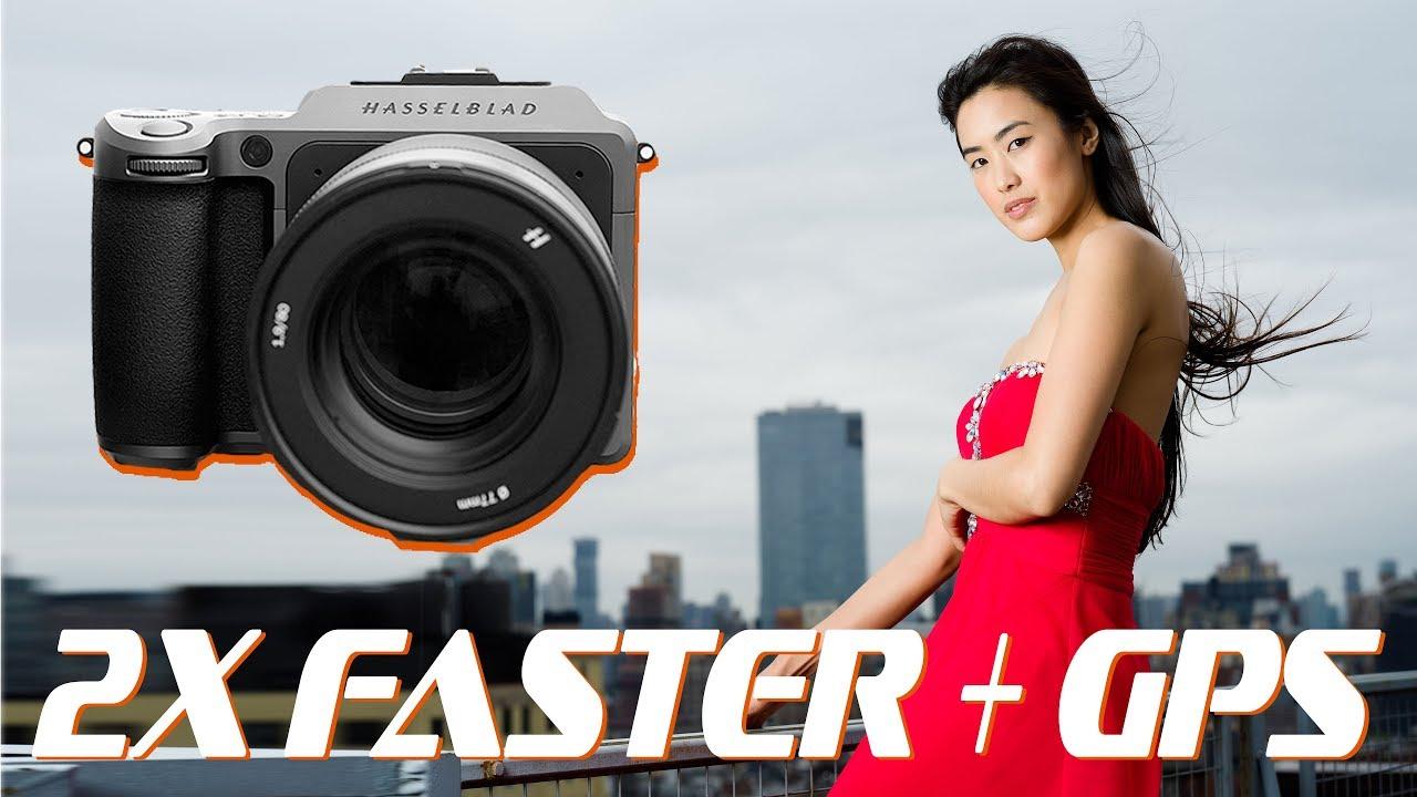 Hasselblad X1Dii - First Photoshoot - VS Original X1D