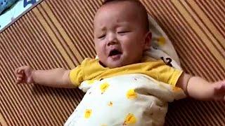 Funny \u0026 Cute Baby Tik Tok Videos Compilation |  fails kids (2020)