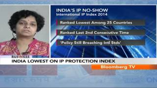 In Business - India IP Ranking Not Justified: Rajeshwari Hariharan