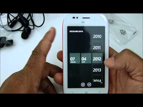 Unboxing Nokia Lumia 710