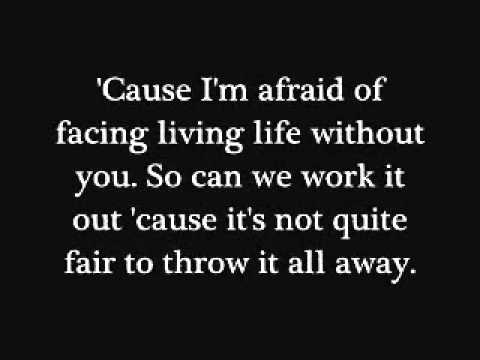 Set It Off - Missing You (lyrics)