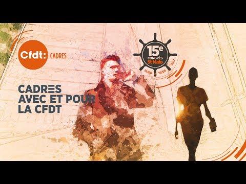 15e congrès de la CFDT Cadres - Vendredi