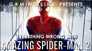 Everything Wrong With Amazing Spider-Man 2 in 16 Minutes or Less | GamingSins