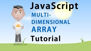 Multidimensional Array JavaScript Programming Tutorial
