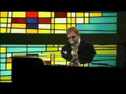 Elton John - Porch Swing In Tupelo - Live Video