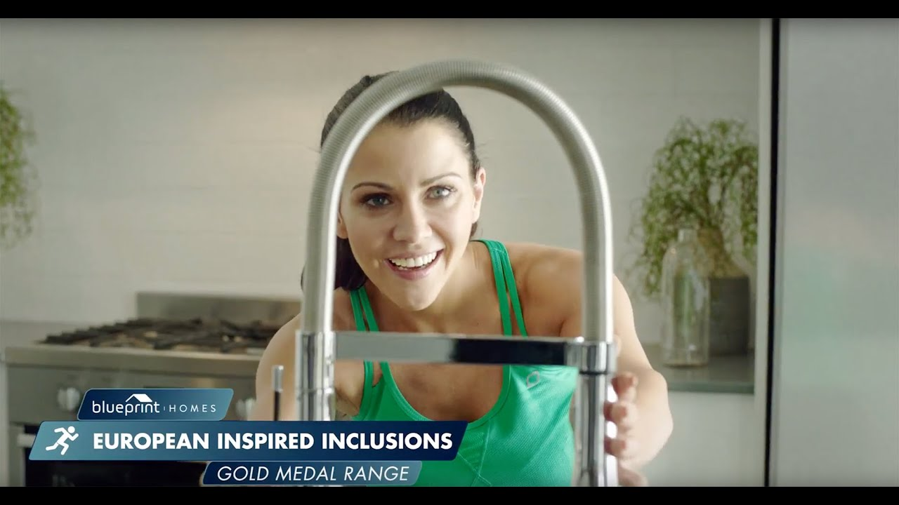 Blueprint homes gold medal range tv commercial 1 2016 youtube blueprint homes gold medal range tv commercial 1 2016 malvernweather Image collections