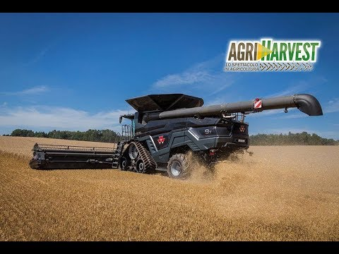 NEW AGCO IDEAL 9T - Comandi Cabina | Agriharvest