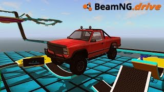 BeamNG.drive - CARKOUR MAP