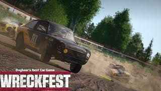 Wreckfest Multiplayer - Next Car Game ☆ I Cyk Dwujeczka, Wyścigi z Ekipą  (BEKA) ? :O ☆