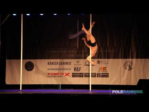 Sami Huhtakallio - Finnish Pole Dance Championships 2017