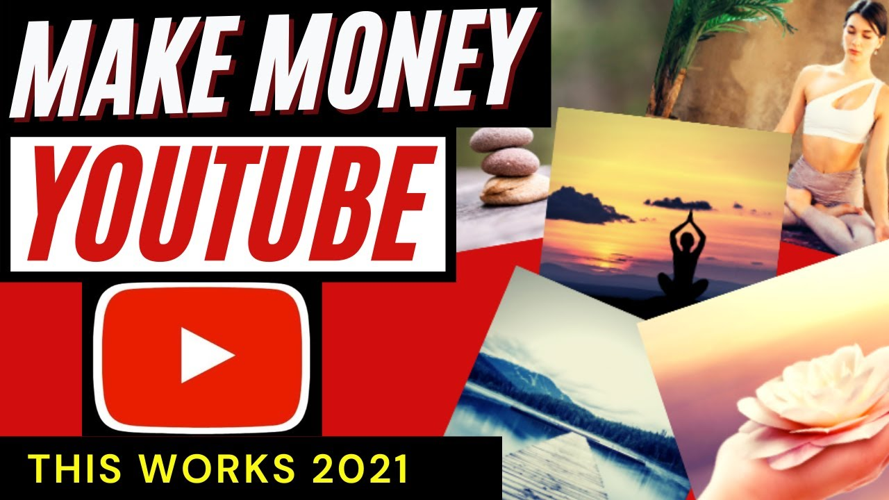 Make Money with Meditation Videos - How to MONETIZE Meditation Videos on YouTube