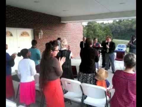 Old Timey Pentecostal Music (No Instruments Style) Acts Church 10/01/14