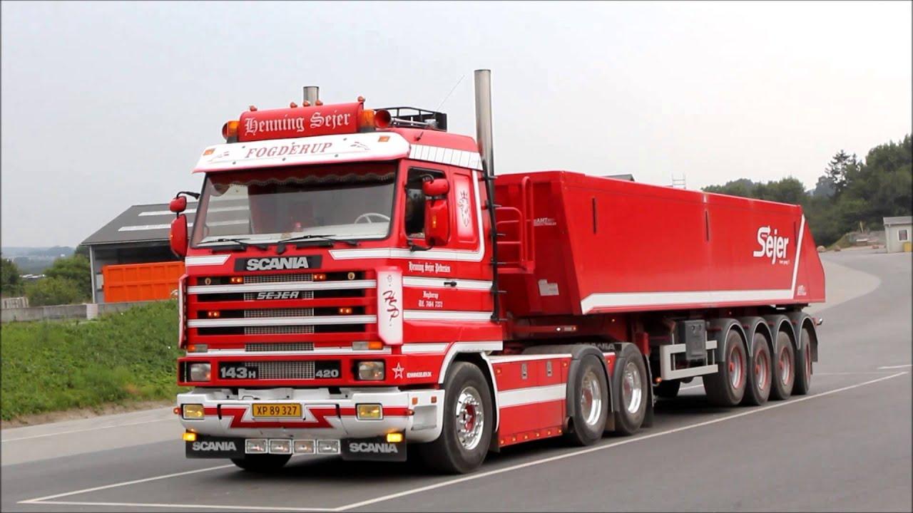 Henning Sejer Pedersen Aps Scania 143h 420 Straight