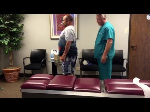 Spectacular YouTube Video on Severe Chronic Low Back Pain Patient