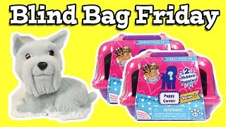 BLIND BAG FRIDAY Ep 80 - Puppy In My Pocket Series 2