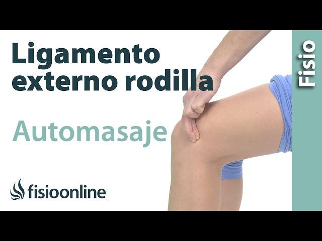distension ligamento rodilla lateral